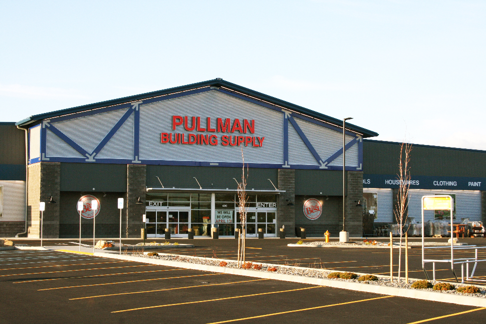Pullman Store Front