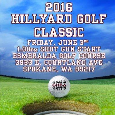 2016 Hillyard GHBA Golf Classic