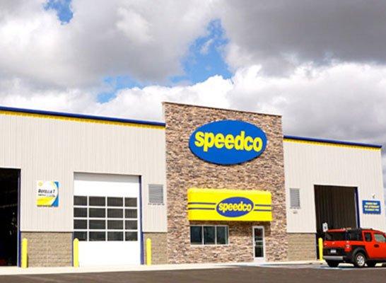 Speedco Truck Lube