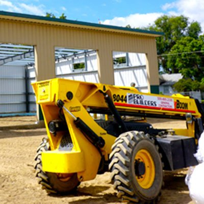 Pro Builders Starts Signs For Success Expansion